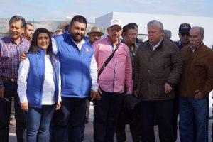 Después de varios años de gestión, los pescadores de la Coalición de Organizaciones Democráticas, Urbanas y Campesinas (CODUC) contarán con