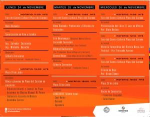Festival Eventos Alternos